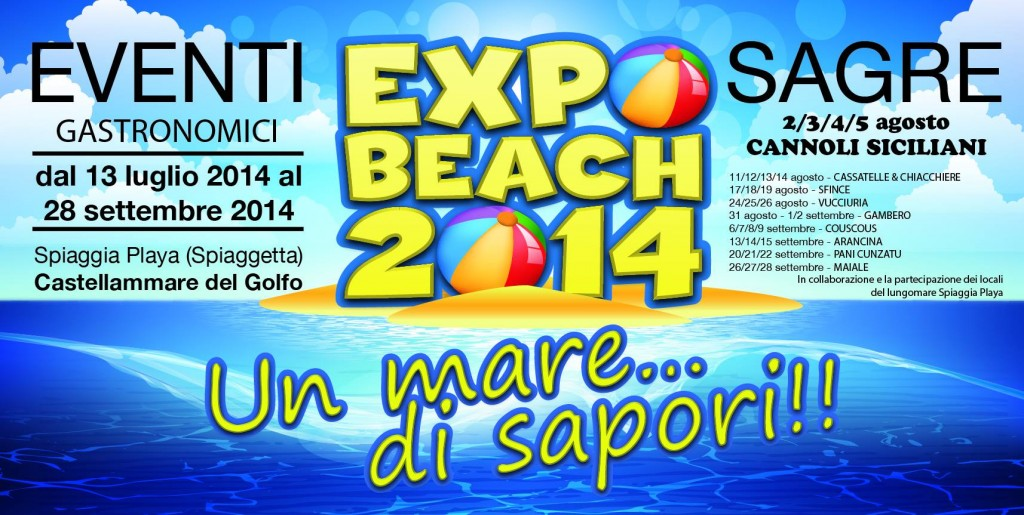 expo beach 2014